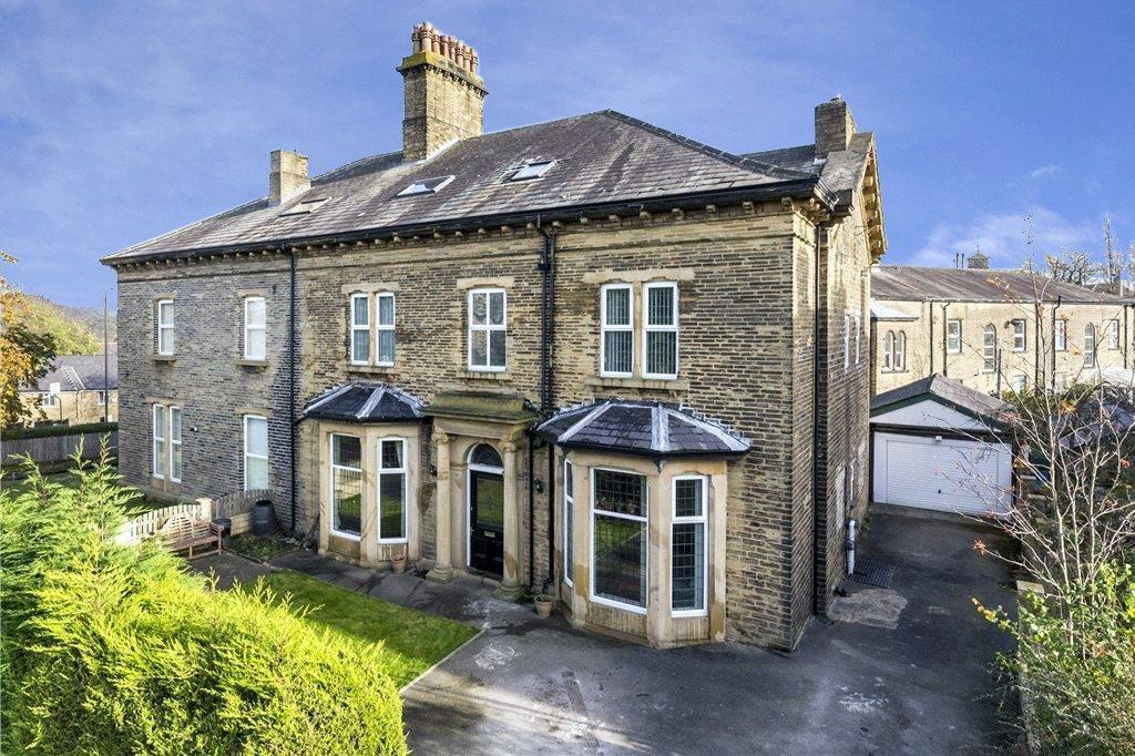 8 Bedrooms Unique Property for sale in Victoria Park, Shipley, West Yorkshire