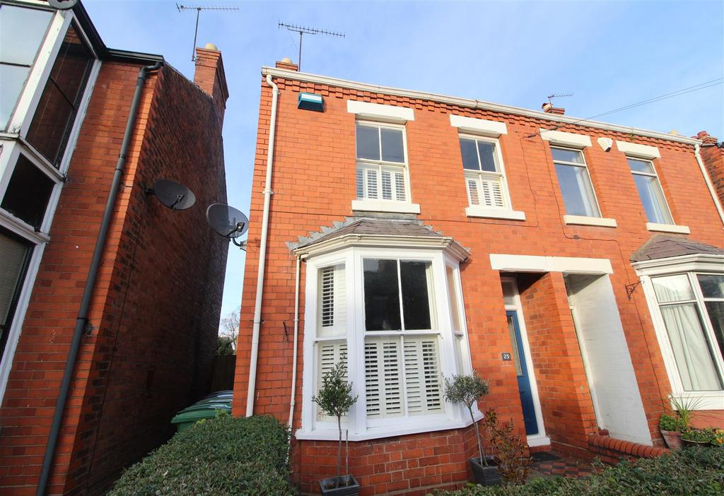 3 Bedrooms Semi Detached House for sale in Canon Street, Shrewsbury