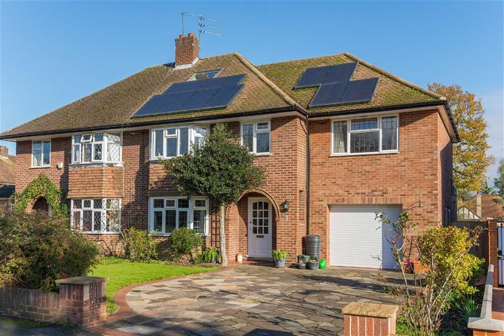 5 Bedrooms Semi Detached House for sale in Kent Gardens, Eastcote