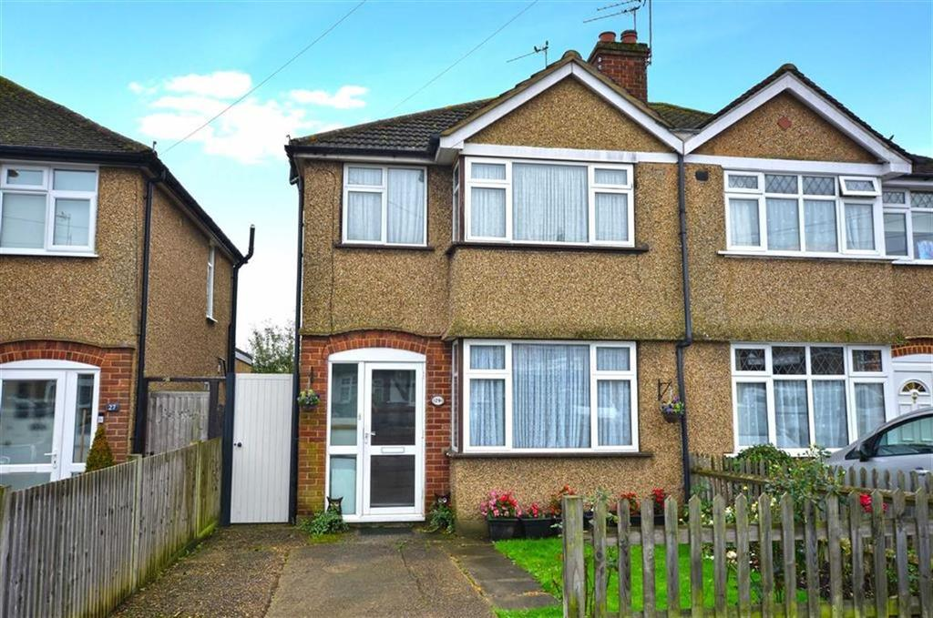 3 Bedrooms Semi Detached House for sale in Fuller Way, Croxley Green, Hertfordshire