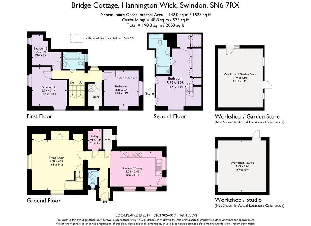 Floorplan: Floor Plan (linked)