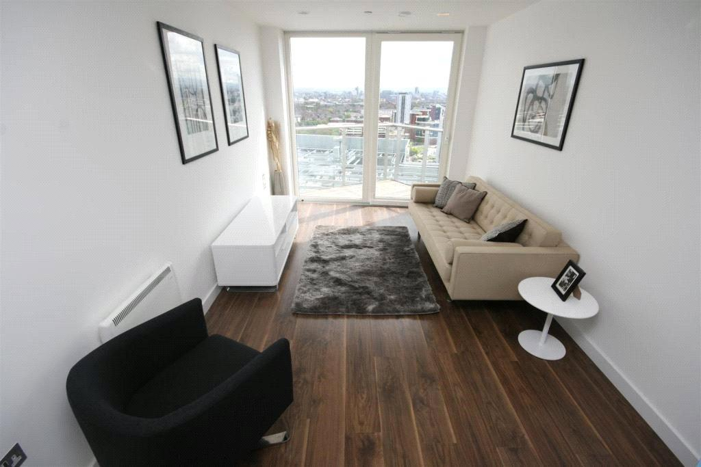 2 Bedrooms Flat for sale in Number One, Pink, Media City UK, Salford Quays, M50