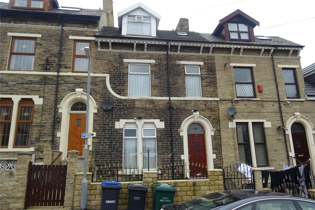 5 Bedrooms Terraced House for sale in Brearton Street, Bradford, West Yorkshire, BD1