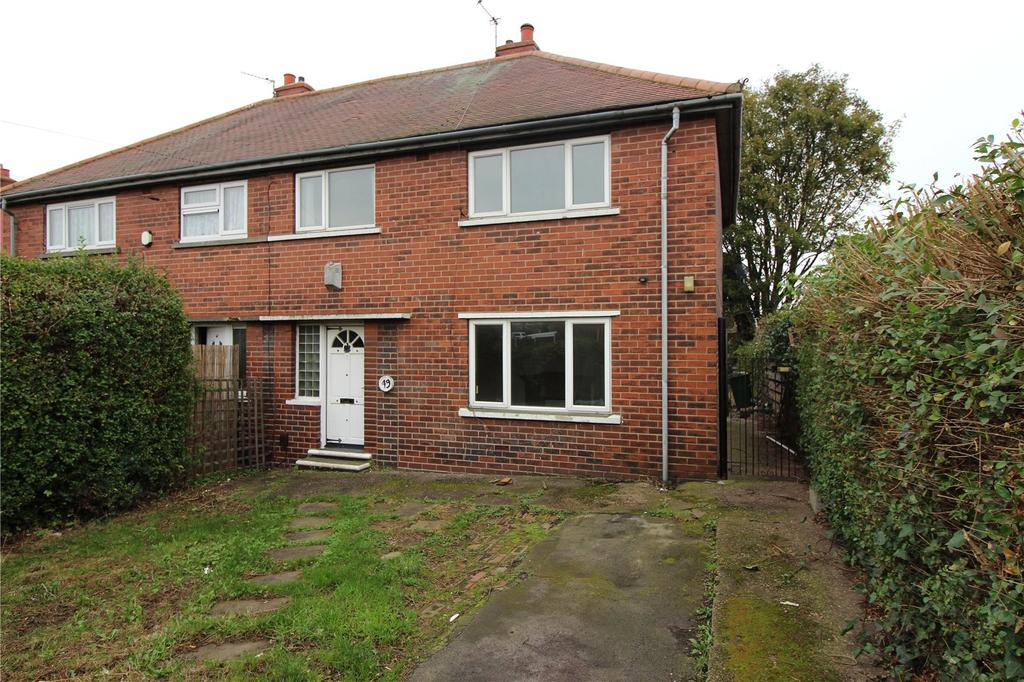 3 Bedrooms Semi Detached House for sale in Wainwright Avenue, Wombwell, Barnsley, S73