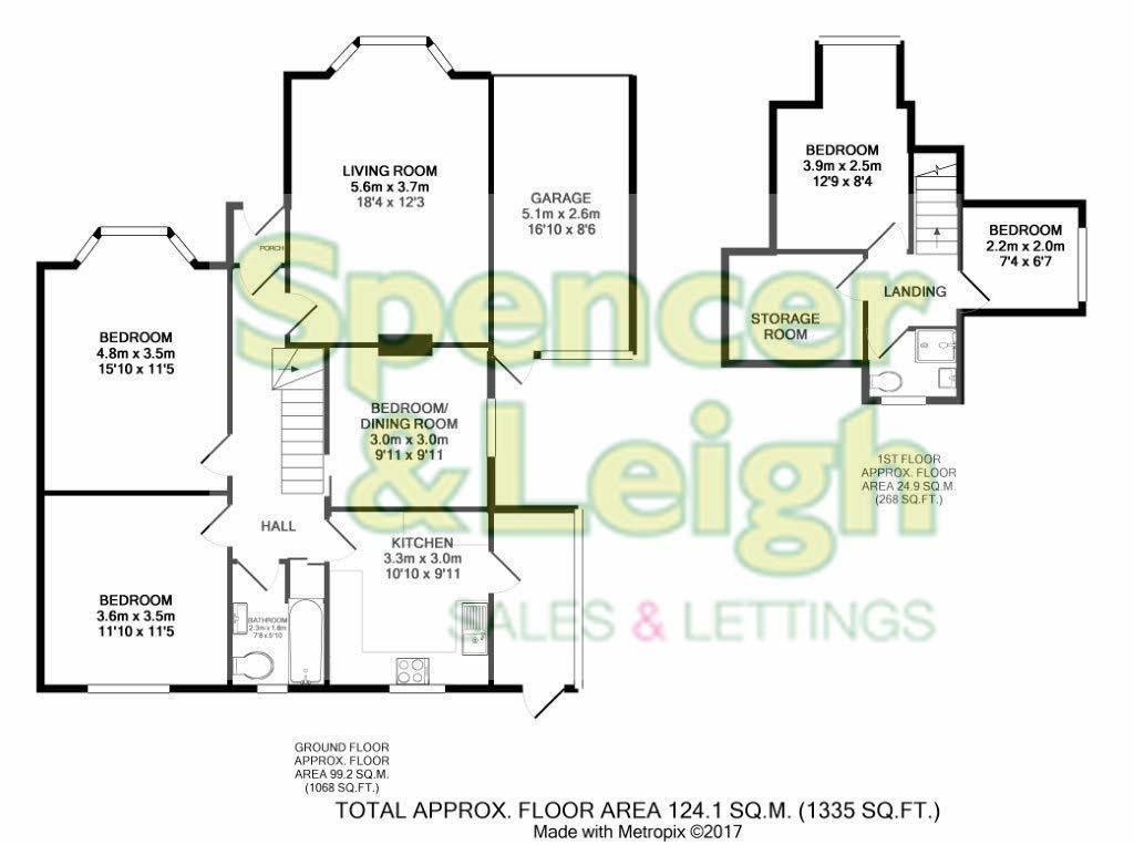Floorplan: 17 Balsdean Road   Floor Plan.jpg