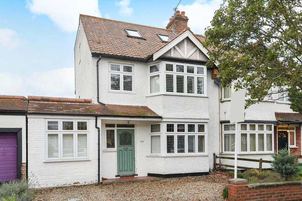 5 Bedrooms Semi Detached House for sale in Forster Road, Beckenham