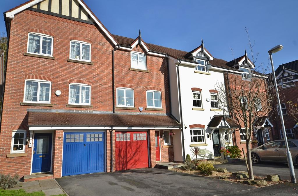 3 Bedrooms Mews House for sale in Finsbury Way, Handforth