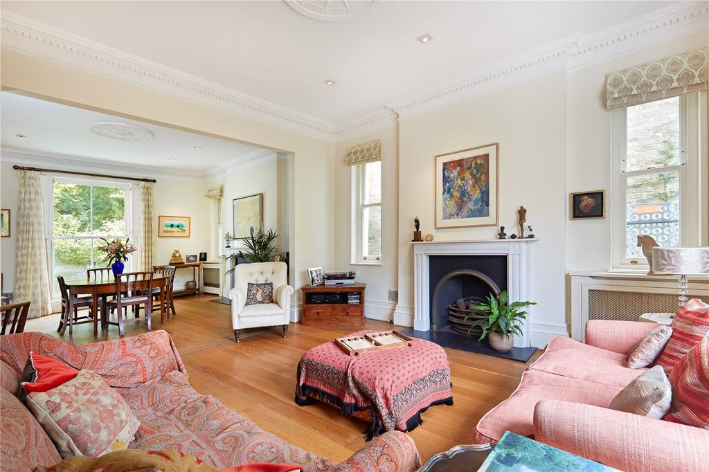 7 Bedrooms Detached House for rent in Ravenscourt Square, London, W6