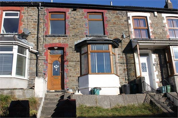 3 Bedrooms Terraced House for sale in Rhys Street, Trealaw, Tonypandy, RCT. CF40 2PX