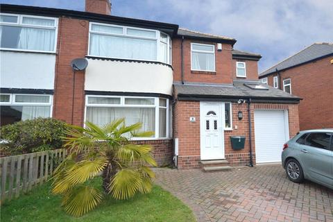 4 bedroom semi-detached house for sale - Stainburn Gardens, Moortown, Leeds, West Yorkshire