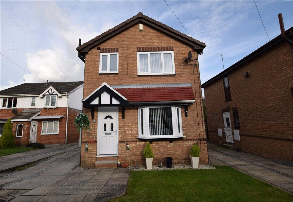 3 Bedrooms Detached House for sale in Hare Farm Close, Leeds, West Yorkshire