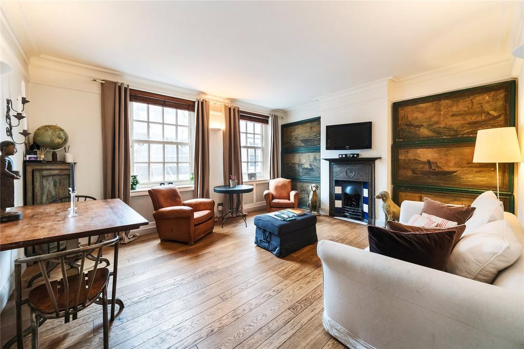 2 Bedrooms Flat for sale in Carlyle House, 103 Old Church Street, London