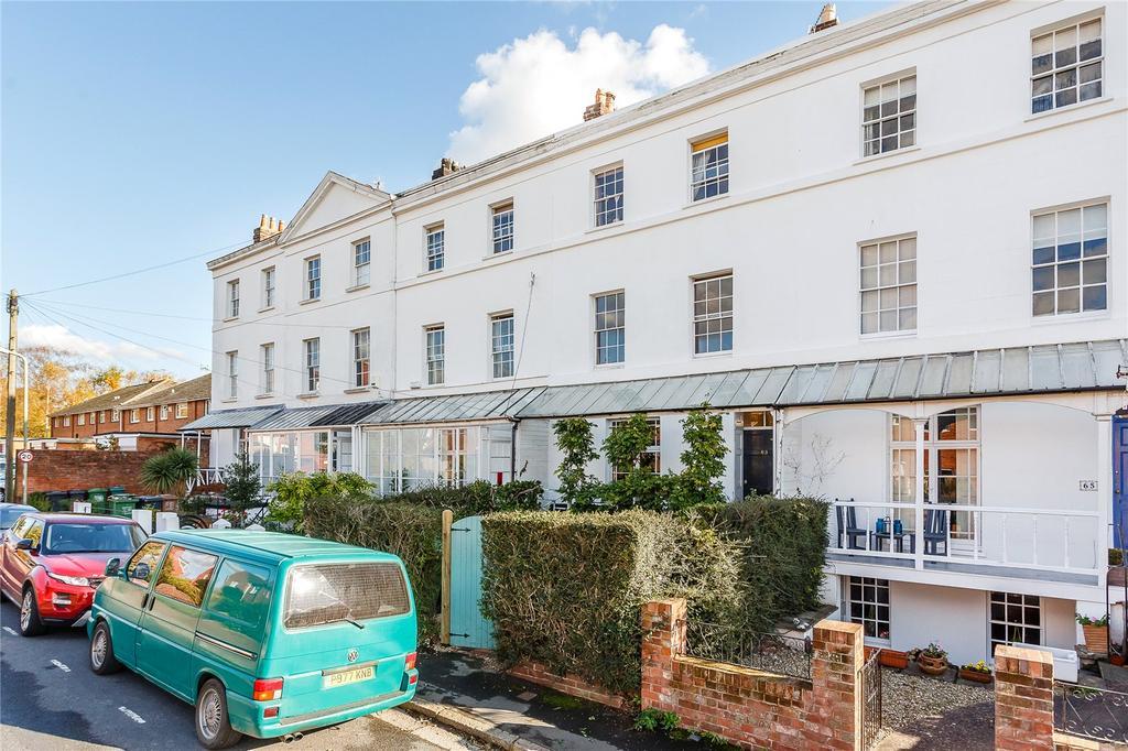 5 Bedrooms Terraced House for sale in Marlborough Road, Exeter, Devon