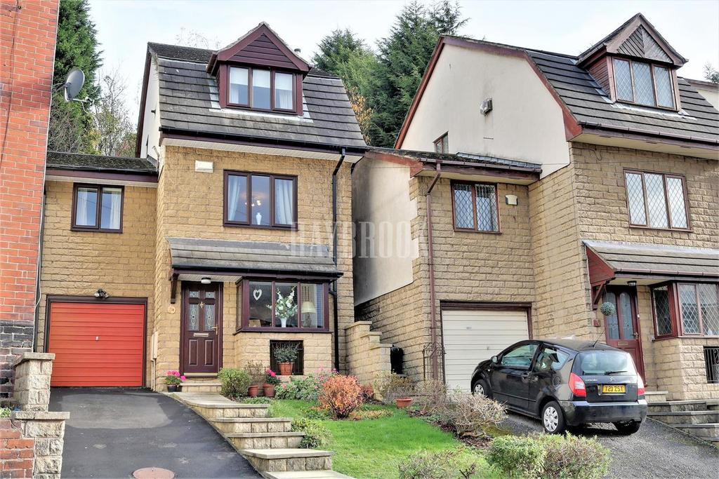 4 Bedrooms Detached House for sale in Cammell Road, Firth Park