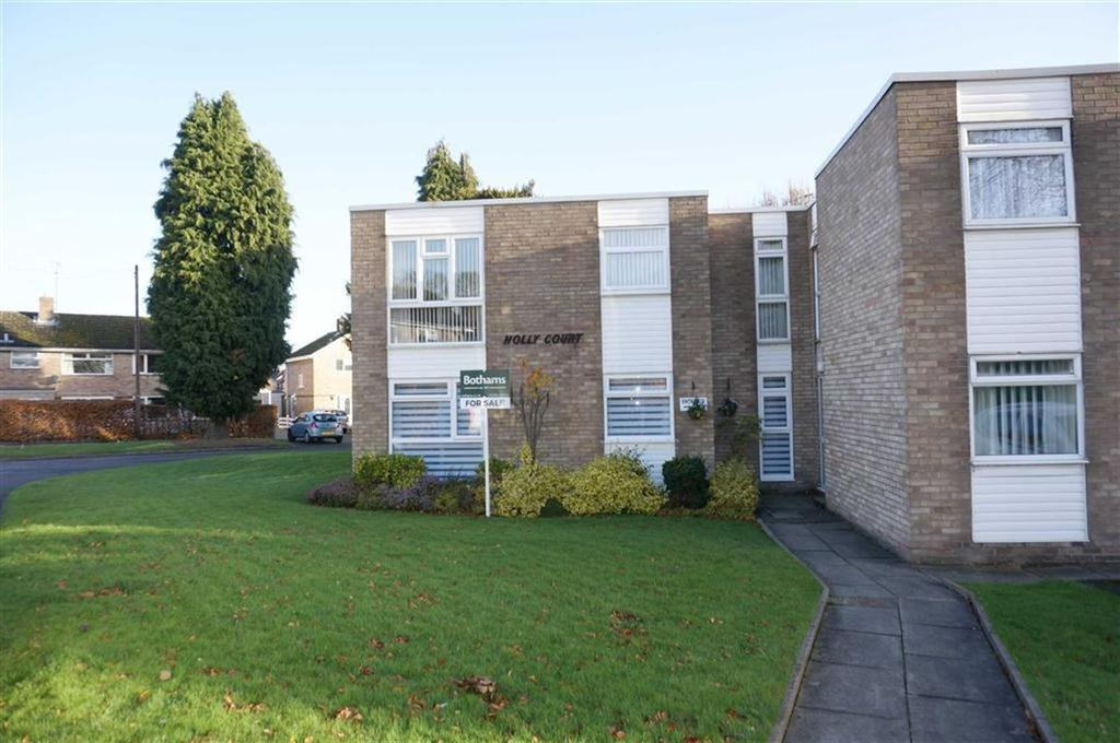 2 Bedrooms Apartment Flat for sale in Holly Court, Glenthorne Close, Chesterfield, Derbyshire, S40