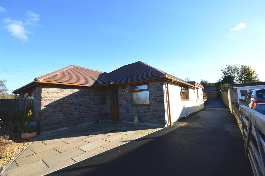 3 Bedrooms Detached Bungalow for sale in Gosmore Road, Clehonger, Hereford