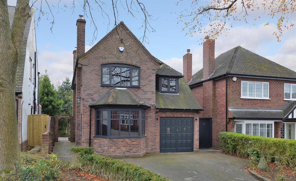 4 Bedrooms Detached House for sale in Chawn Hill, Stourbridge