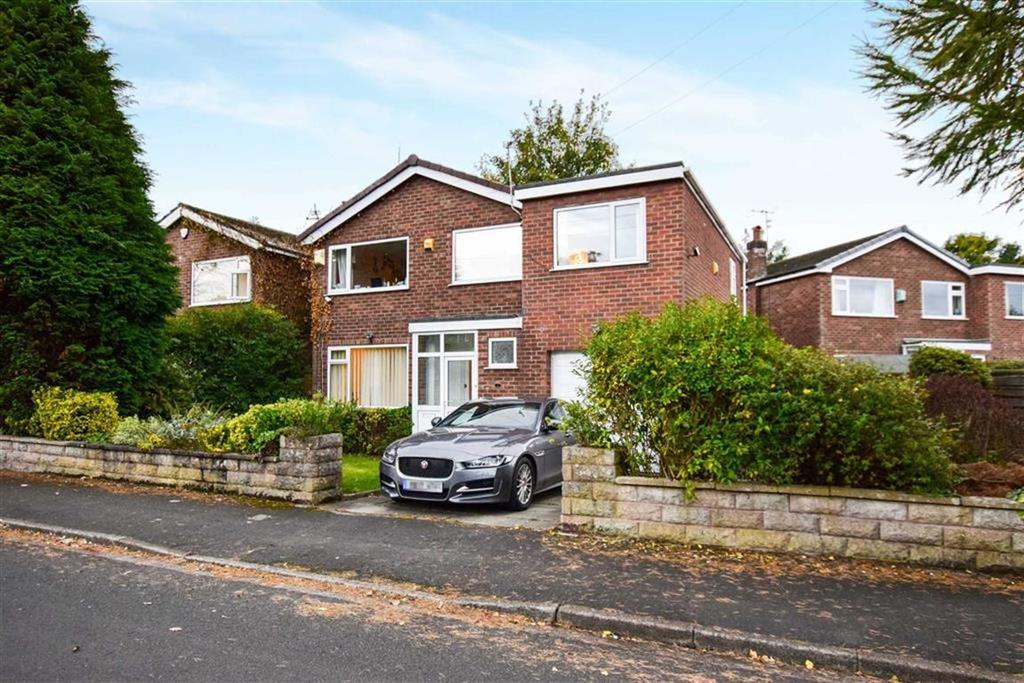3 Bedrooms Detached House for sale in Stelfox Avenue, Timperley, Cheshire, WA15