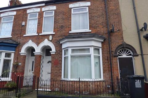 2 bedroom terraced house to rent - Severn Street, Hull, East Yorkshire, HU8