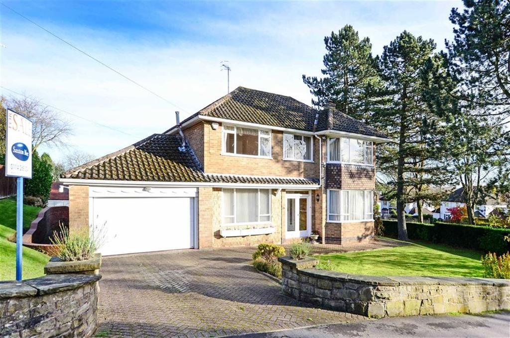 4 Bedrooms Detached House for sale in 2, Whirlowdale Close, Whirlowdale, Sheffield, S11