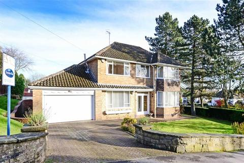 4 bedroom detached house for sale - 2, Whirlowdale Close, Whirlowdale, Sheffield, S11