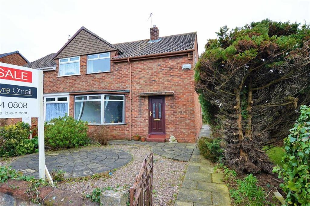 3 Bedrooms Semi Detached House for sale in Old Greasby Road, CH49