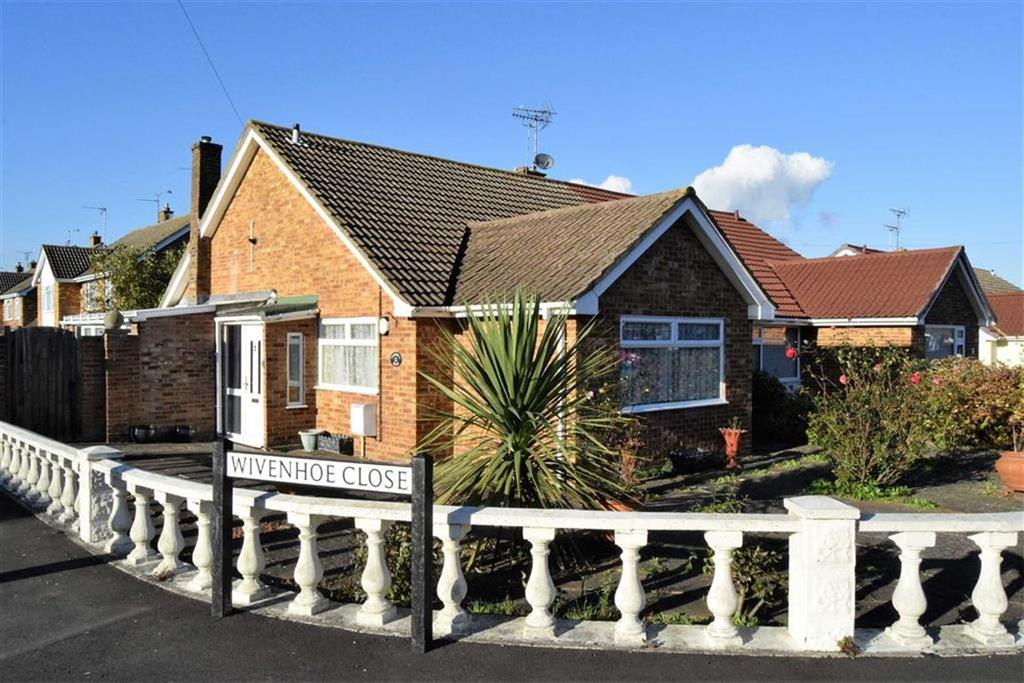 3 Bedrooms Semi Detached Bungalow for sale in Finwell Road, Rainham, Kent, ME8