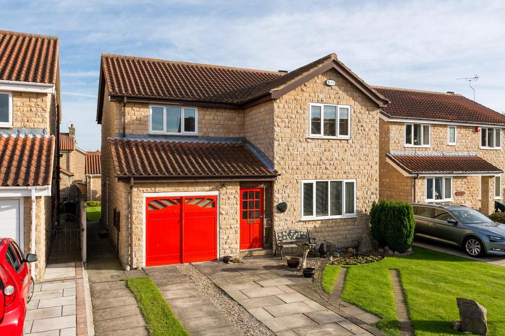 4 Bedrooms Detached House for sale in Eastfield Close, Tadcaster