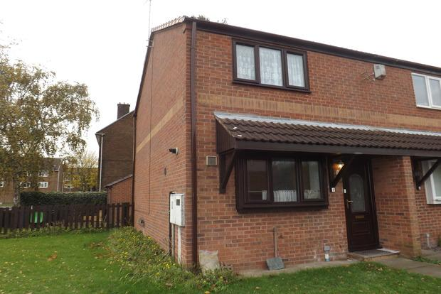 2 Bedrooms Semi Detached House for sale in The Copse, Hucknall, Nottingham, NG15
