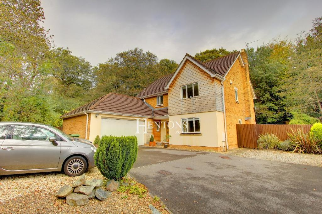 4 Bedrooms Detached House for sale in Millside House, Clos Melin Ddwr, Lisvane, Cardiff