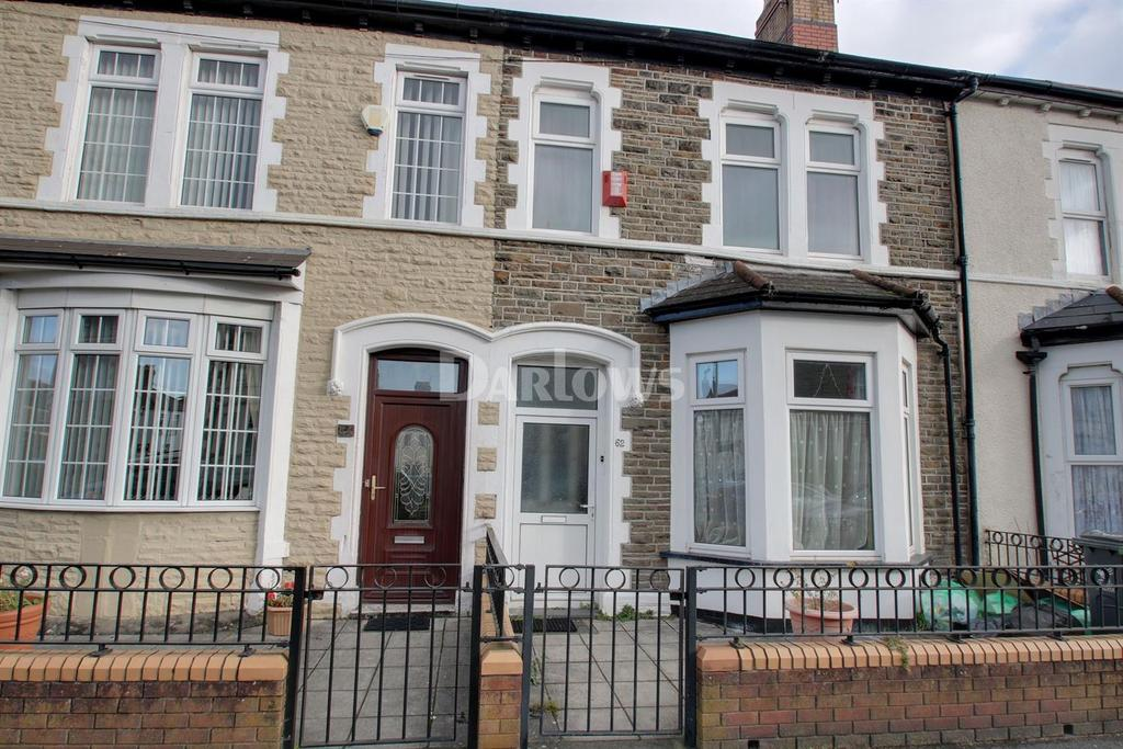 3 Bedrooms Terraced House for sale in De Burgh Street, Riverside