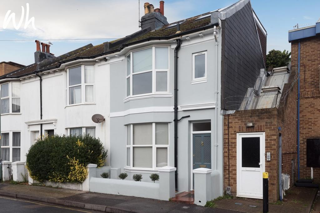 3 Bedrooms Terraced House for sale in Malvern Street, Hove BN3