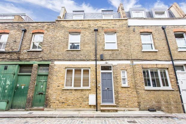 5 Bedrooms House for sale in Kings Terrace, Camden, London, NW1