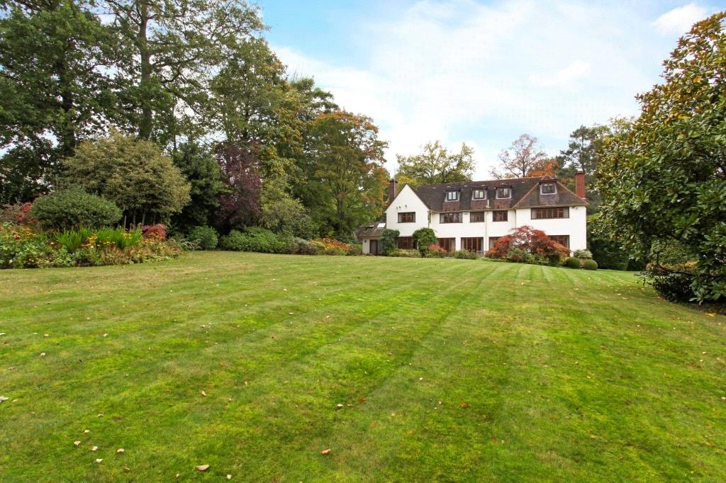 7 Bedrooms Plot Commercial for sale in Portnall Drive, Wentworth, Virginia Water, Surrey, GU25