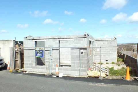 2 bedroom property with land for sale - Part Constructed Property  To Re, Milton Terrace, Pembroke Dock, Pembrokeshire