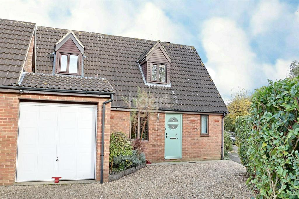 3 Bedrooms Detached House for sale in Bancroft, Milton Keynes