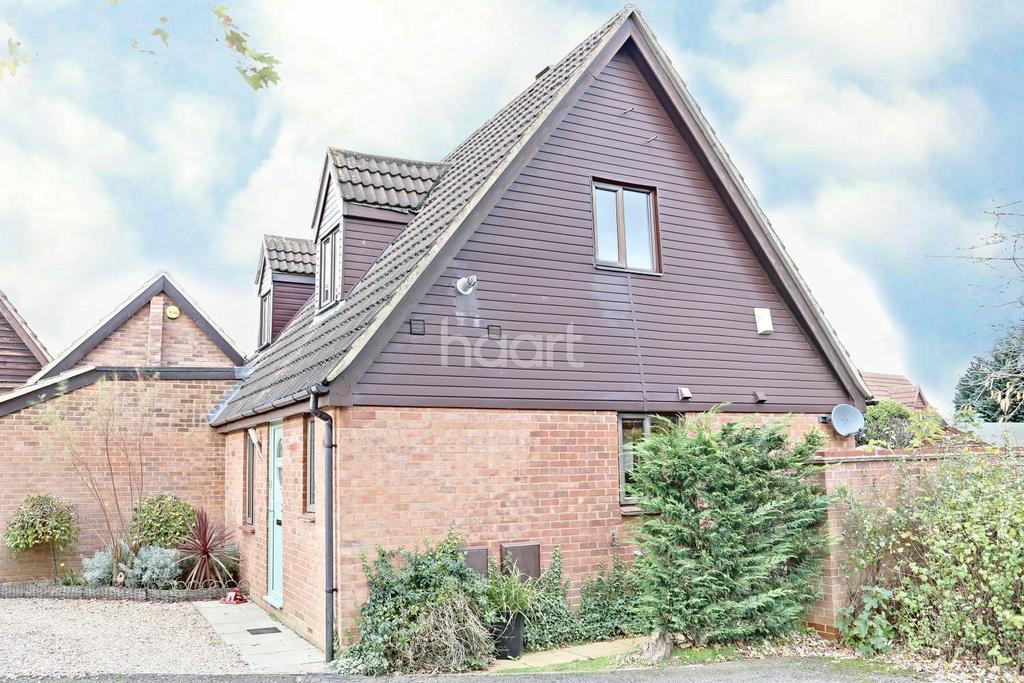 3 Bedrooms Detached House for sale in Bancroft, Milton Keynes