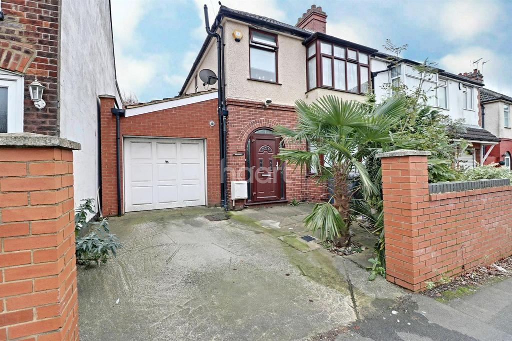 3 Bedrooms Semi Detached House for sale in Extended in Stopsley Village