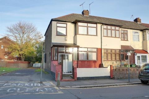 3 bedroom end of terrace house for sale - Baxter Road, Royal Docks