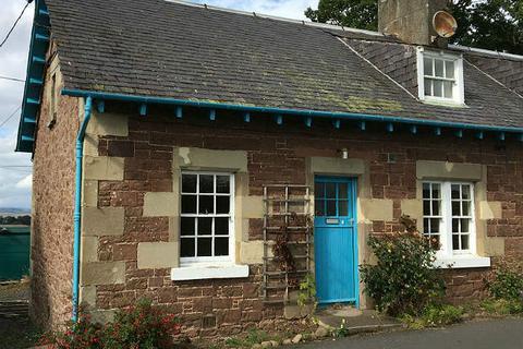 3 bedroom cottage for sale - 3 Easter Softlaw Fam Cottage, Kelso TD5 8BJ