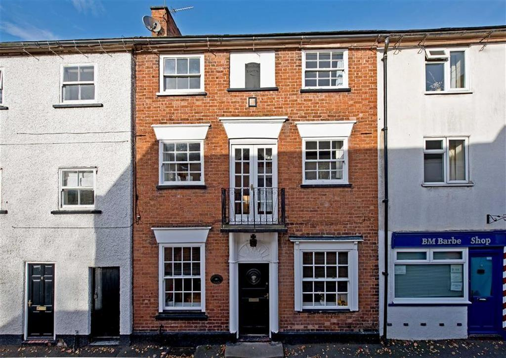 2 Bedrooms Mews House for sale in Providentia House, 4, Newport Street, Brewood, Stafford, South Staffordshire, ST19