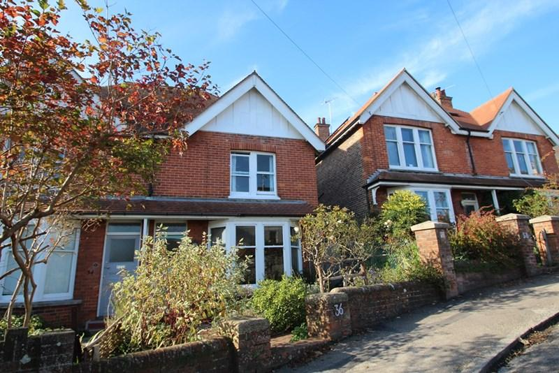3 Bedrooms Semi Detached House for sale in The Avenue, Lewes