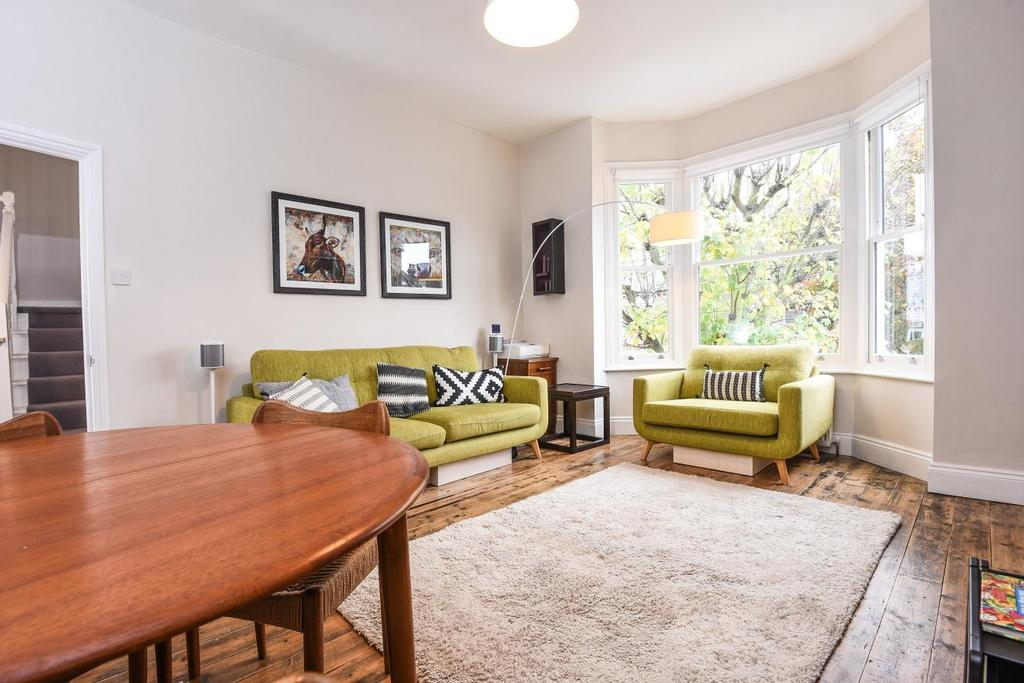 2 Bedrooms Flat for sale in Winterwell Road, Brixton