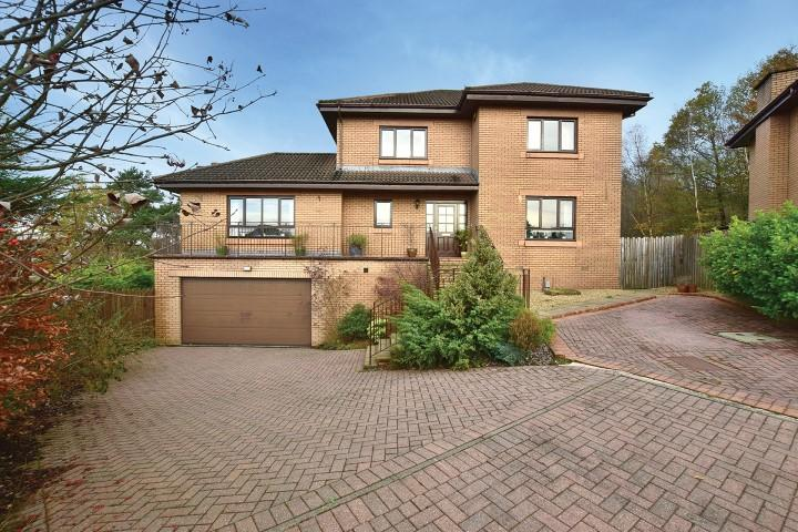 4 Bedrooms Detached Villa House for sale in 6 Henderland Drive, Bearsden, G61 1JJ