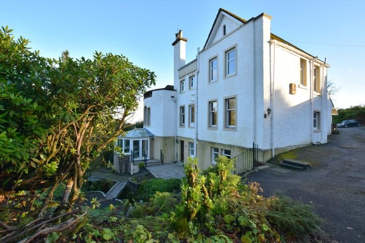 1 Bedroom Flat for sale in Flat 6 Auchineden House, Blanefield, G63 9AX