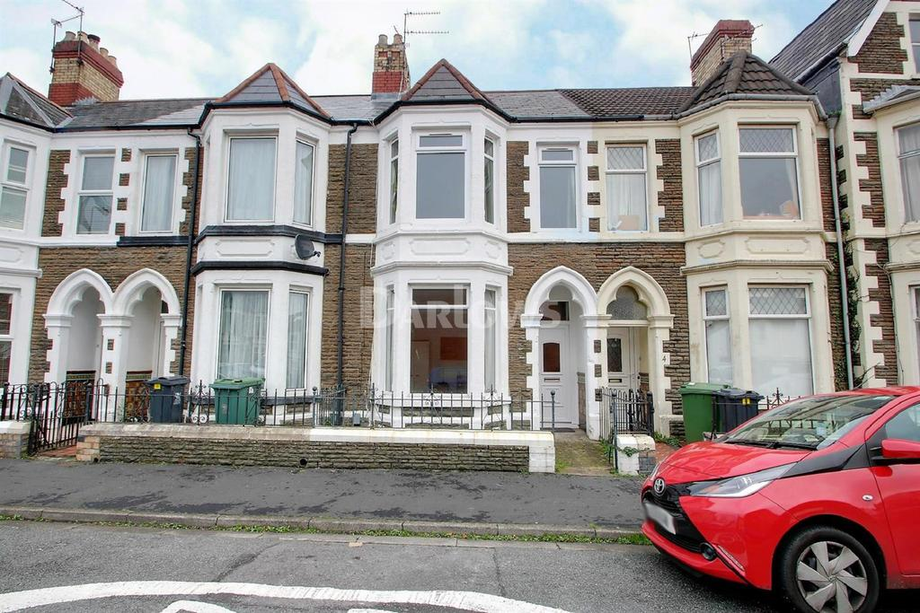 3 Bedrooms Terraced House for sale in Hazeldene Avenue, Cathays, Cardiff