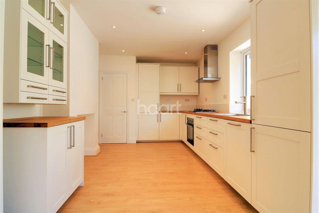 4 Bedrooms End Of Terrace House for sale in Liphook Road, Lindford
