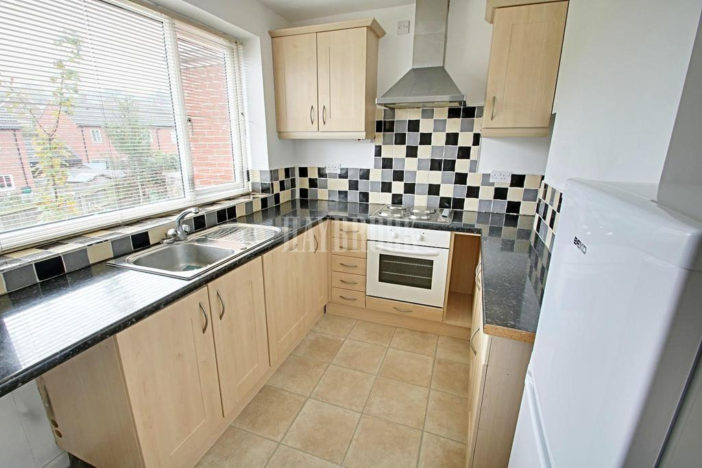2 Bedrooms Semi Detached House for sale in Youlgreave Drive, Frecheville, S12