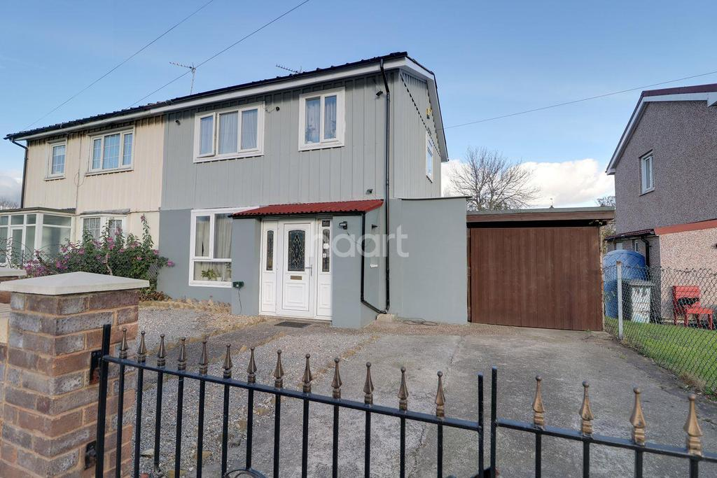 3 Bedrooms Semi Detached House for sale in Wallace Road, Balby, Doncaster