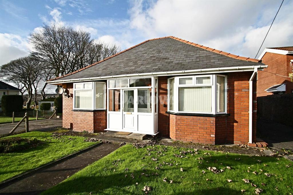 2 Bedrooms Bungalow for sale in Wesley Place, Beaufort, Ebbw vale, Gwent
